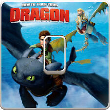 How To Train A Dragon Light Switch Vinyl Sticker Decal for Kids Bedroom #109