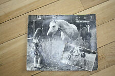 GIRL WITH HORSES TWO 1970S PHOTOGRAPHS