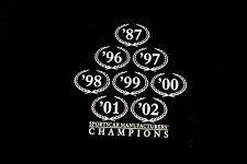 SCCA Champ Wreath Decal 2003-2006