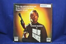 Code of Silence - Chuck Norris - Laser Disc Movie