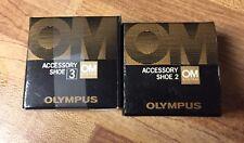 Olympus OM-2N SLR -24mm Lens & 35-70mm Lens & Hoya, Vivitar, & Tiffen Filters