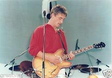 PAUL WELLER PHOTO LIVE AID 1985 UNIQUE IMAGE UNRELEASED HUGE 12 INCH EXCLUSIVE
