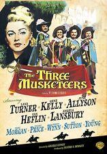 THE THREE MUSKETEERS - Gene Kelly June Allyson Lana Turner for Region 2 DVD New