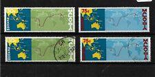 Malaysia, 1967 SEACOM complete set MNH & used (M482)