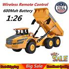 1:26 2.4G Remote Control Articulated Dump Truck Children's Toy Engineering Car