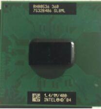 Processeur Intel Cpu Processor RH80536 SL8ML 360 1.4Ghz/1m/400