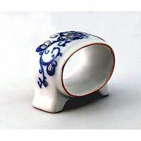 Lomonosov Table Wear Porcelain Singing Garden Napkin Ring