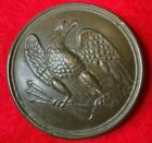 Civil War Dug Union Maker Marked Eagle Breastplate---Boyd and Sons--Perfect!!