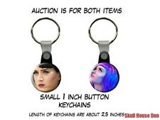 Katy Perry Pop Star Diva set of 2 Key Chains