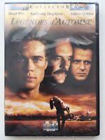 Légendes d'automne DVD NEUF SOUS BLISTER Brad Pitt, Anthony Hopkins
