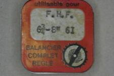 Balance complete FHF F.H.F. - FONTAINEMELON 61 611 bilanciere completo 721 NOS