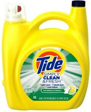 Tide Simply Clean And Fresh Daybreak Fresh Liquid Laundry Detergent 89 Loads