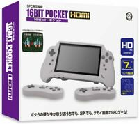 Compatible with SFC 16-bit pocket HDMI 16BIT POCKET HDMI CC-16PHD-GR