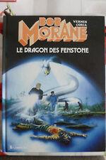 BD bob morane n°19 le dragon des fenstone EO 1988 TBE coria vernes