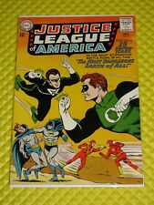 Justice League #30 Higher Grade 8.0/8.5 Silver Age JSA Green Lantern (1964)