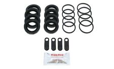 FRONT L & R Brake Caliper Seal Repair Kit for FORD FOCUS RS 2002-2004 (4021)