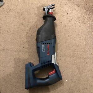 Bosch, GSA 36 V - LI,Professional Cordless Recipocrating Saw - Body only