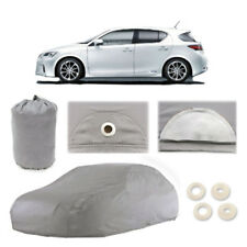 Fits Lexus CT200h 4 Layer Car Cover Fitted Outdoor Water Proof Rain Snow Sun