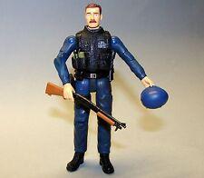 1:18 BBI Elite Force NYPD SWAT Police Law Enforcement Figure w/ Shotgun