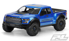 Pro-Line 3461-00 2017 Ford F150 Raptor True Scale Clear Body PRO-2 SC Slash SC10
