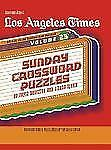 Los Angeles Times Sunday Crossword Puzzles Vol. 23 (2004, Paperback, Large Type)