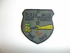 b8025 USMC Vietnam Rose Garden Nam Phong 1972 There is Only One Way R7E