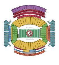Tuscaloosa Football Tickets