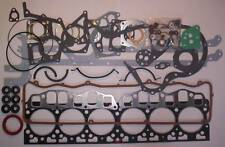 Pour s'Adapter: FORD CARGO 6cyl. Dover 110 (6AA) 2723E & 150 (6CA) 2726 T Full gasket set
