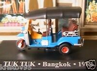 TUK TUK TAXI BANGKOK THAILANDE 1980 1/43 IXO ALTAYA NEW