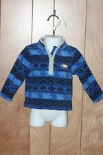Toddler Boy'S Carter'S 1/2 Zip Fleece Top-Size: 12 Months*