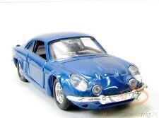 Solido 181 RENAULT ALPINE BERLINETTE in Blu Metallizzato modello auto scala 1:43