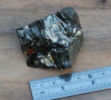100/% ELITE 1st grade 98/% carbon fullerens KARELIAN SHUNGITE STONE SPECIMEN**9 G