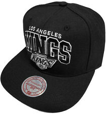 Mitchell & Ness Los Angeles Kings on Point Snapback Cap eu240 TAPPO basecaps NEW