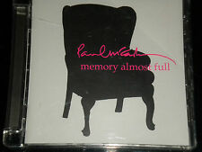 PAUL McCARTNEY - Memory Almost COMPLETO - CD ÁLBUM - 2007-13 GENIAL CANCIONES
