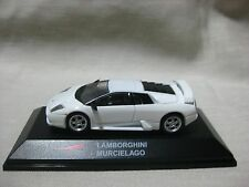 Lamborghini MURCIELAGO White 1:72 Lamborghini die cast car collection