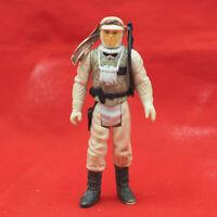 Vintage Star Wars Luke Skywalker Hoth Action Figure w/ Weapon