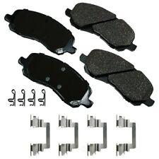 Disc Brake Pad Set-DE Front Akebono ASP866A