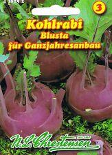 418292 Kohlrabi Blusta für Ganzjahresanbau   Saatgut