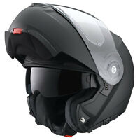 NEW SCHUBERTH C3 PRO BLACK MATT HELMET FREE DELIVERY