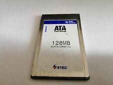 STEC  128MB   ATA  PC CARD