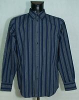 MENS BEN SHERMAN SHIRT  LONG SLEEVE COTTON SIZE L EXCL