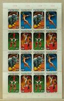 DDR ZD-Bogen MiNr. 2983-86 postfrisch MNH WPD 2 (BW5645