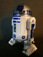 "Hasbro R2D2 5"" Inch Model Rotating Legs Head 2016 Great Shape"