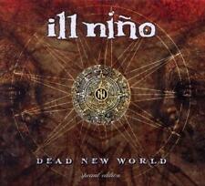 Ill Nino - Dead New World-Special Edition (Inkl.Poster+S - CD NEU