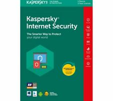 Kaspersky Internet Security 2020 1pc | 1 Device 1 Year License Download