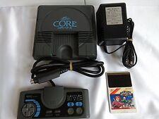 NEC PC Engine Coregrafx Console PI-TG3,Pad,PSU,Game set/tested-P12-