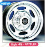 "16x9.5"" Centerline Forged Aluminum Wheels.Rattler Style *2 Only*,8-170 Bargain!"