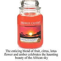 YANKEE CANDLE Large Jar BUY 1 GET 1 at 10% OFF Fresh, Fruit, Food, Floral