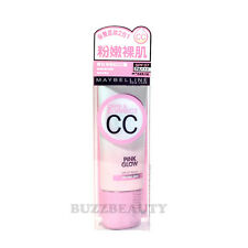【MAYBELLINE】CARE & CORRECT CC CREAM PINK GLOW (FOR DULL SKIN) 30ML
