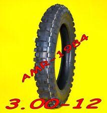 GOMMA CROSS  3.00-12 MALAGUTI GRIZLY 50 E MINICROSS  ARTIGLIATA 1 COPERTONE
